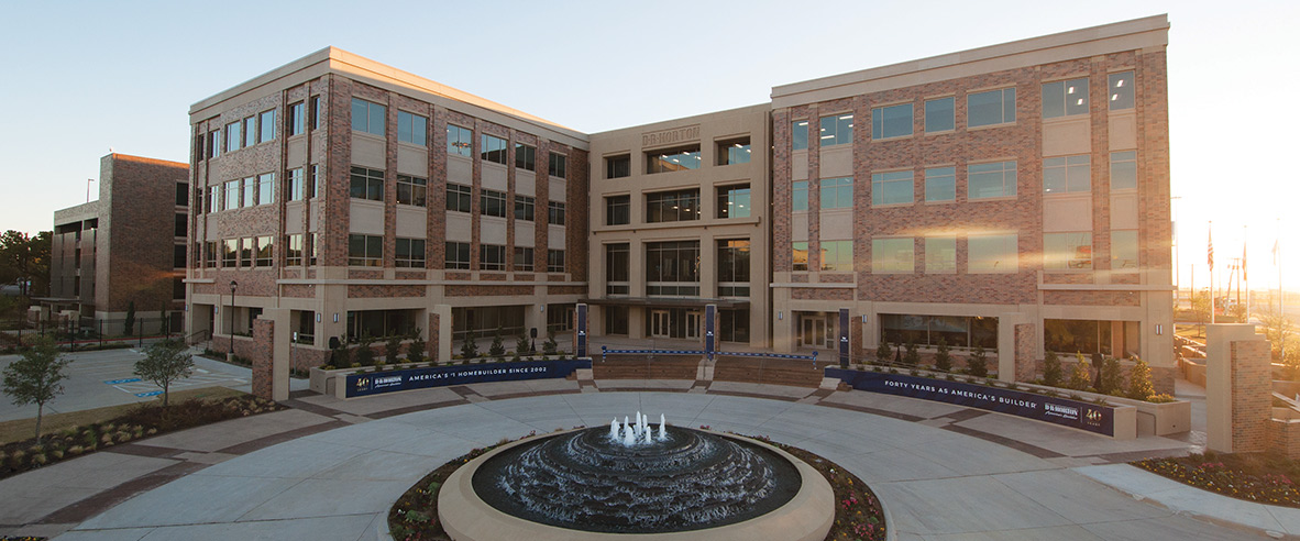 The D.R. Horton Corporate Headquarters Building
