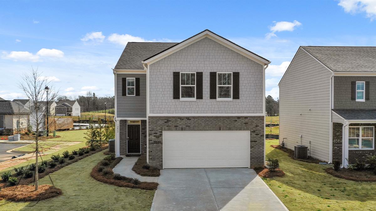 New Homes In Prescott Oakwood Ga Express