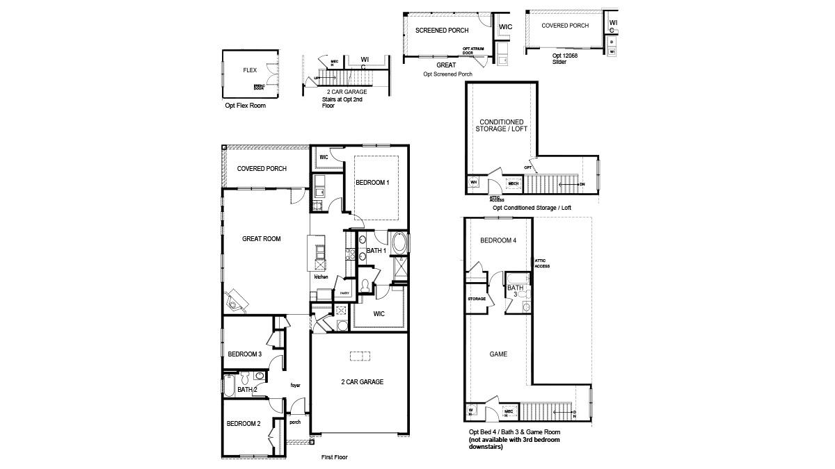New Homes In Legacy Park Lithia Springs Ga D R Horton