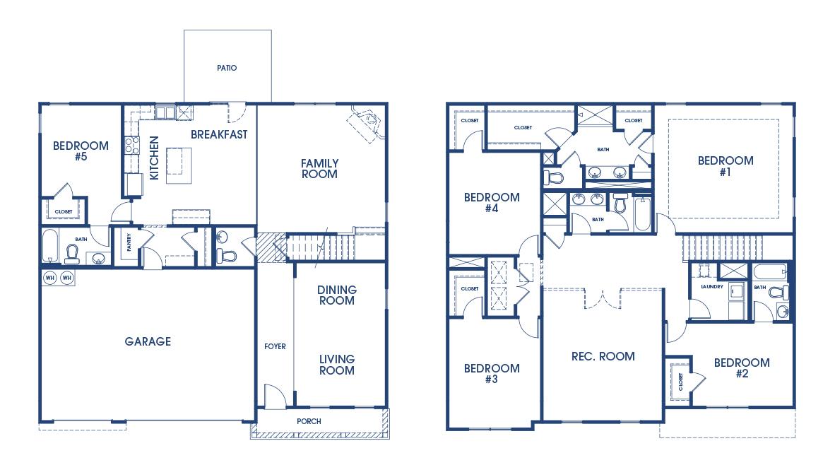 New Homes In Bellah Landing Stockbridge Ga D R Horton