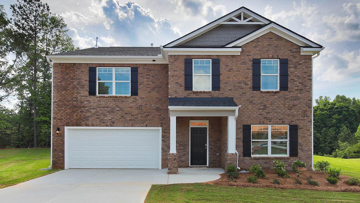 New Homes In Heritage Pointe Classic Senoia Ga D R Horton