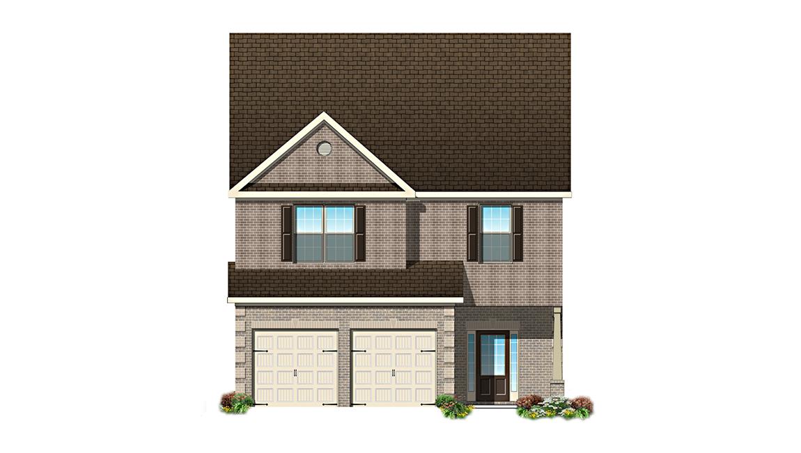 New Homes In Pembrooke Park Mcdonough Ga D R Horton
