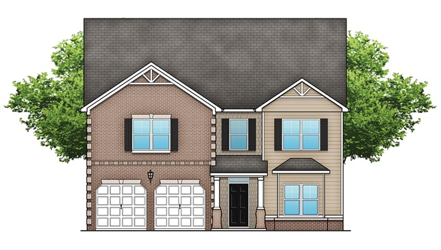 New Homes In Brookstone Lakes Conyers Ga Express