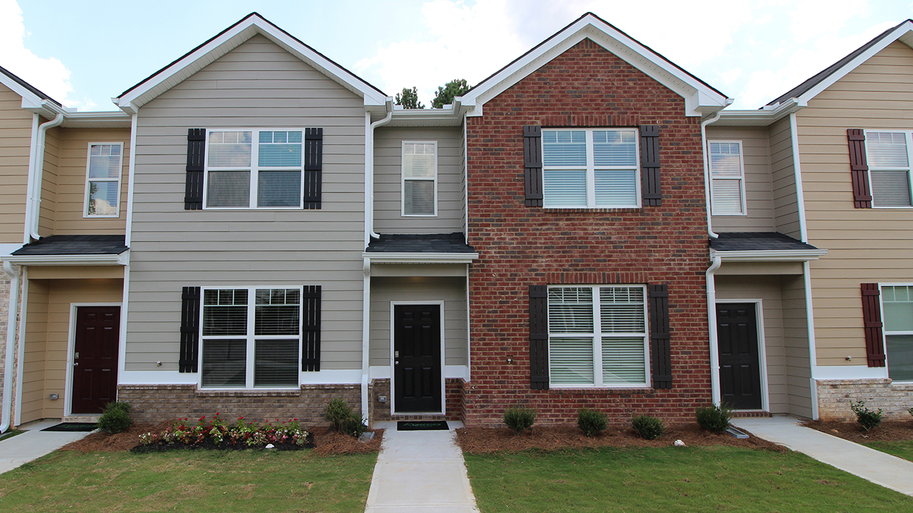 Madison Place Townhomes