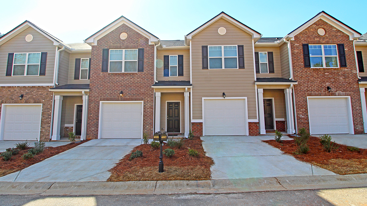 Woodward Hills Townhomes
