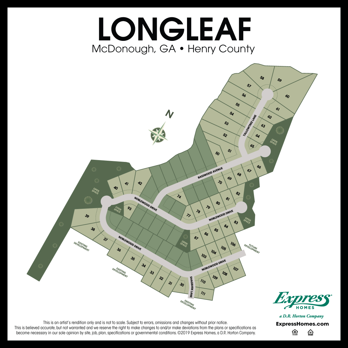 New Homes In Longleaf Mcdonough Ga D R Horton