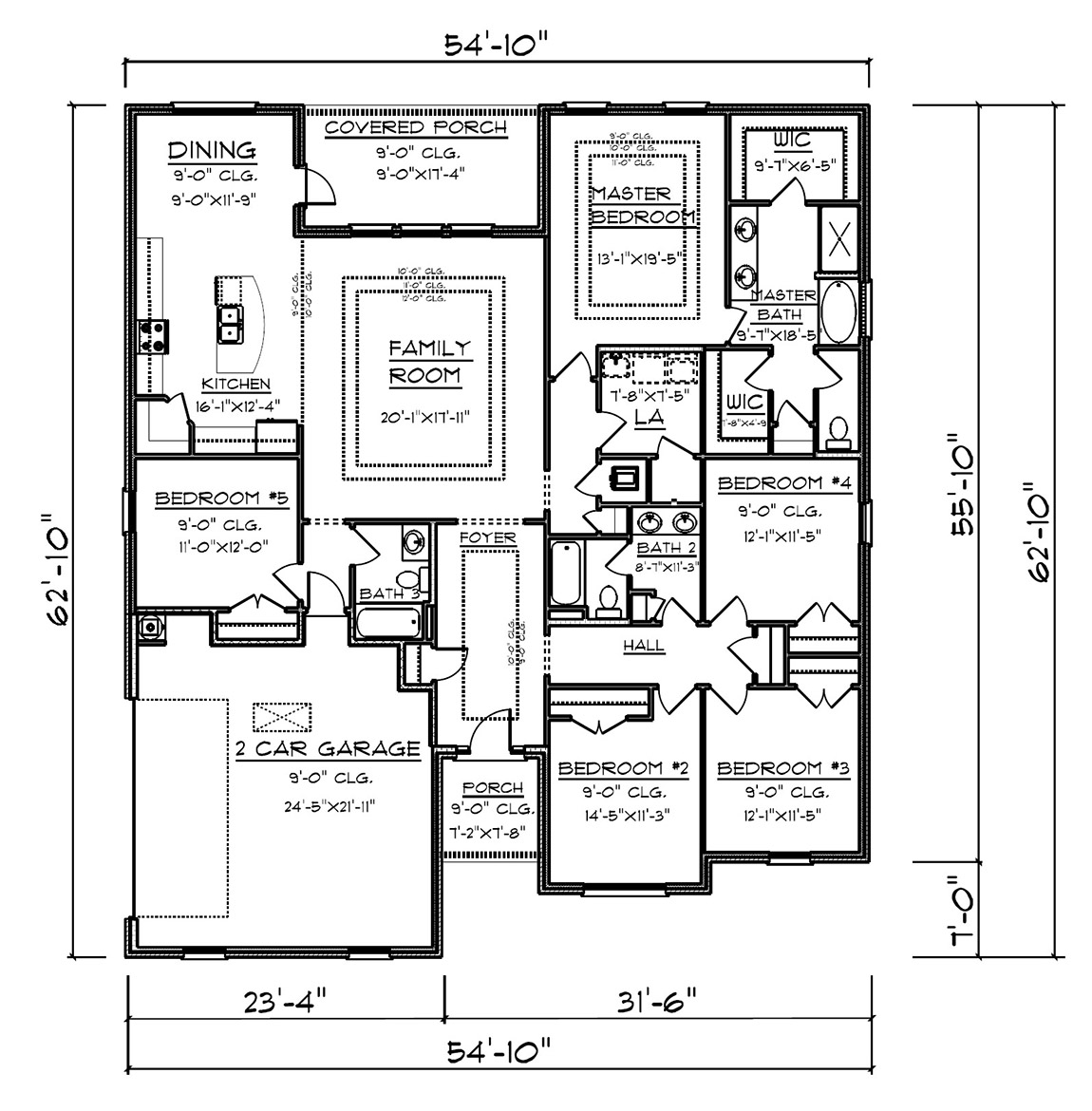 The Kaden - New Home Floor Plans