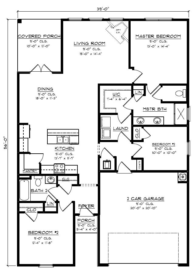 New Homes In Antietam Pensacola Fl Freedom