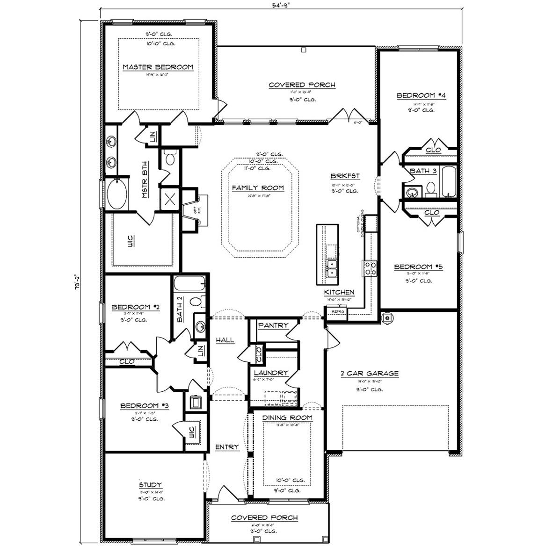 Hortons Lighting Outlet: D H Horton Home Plans