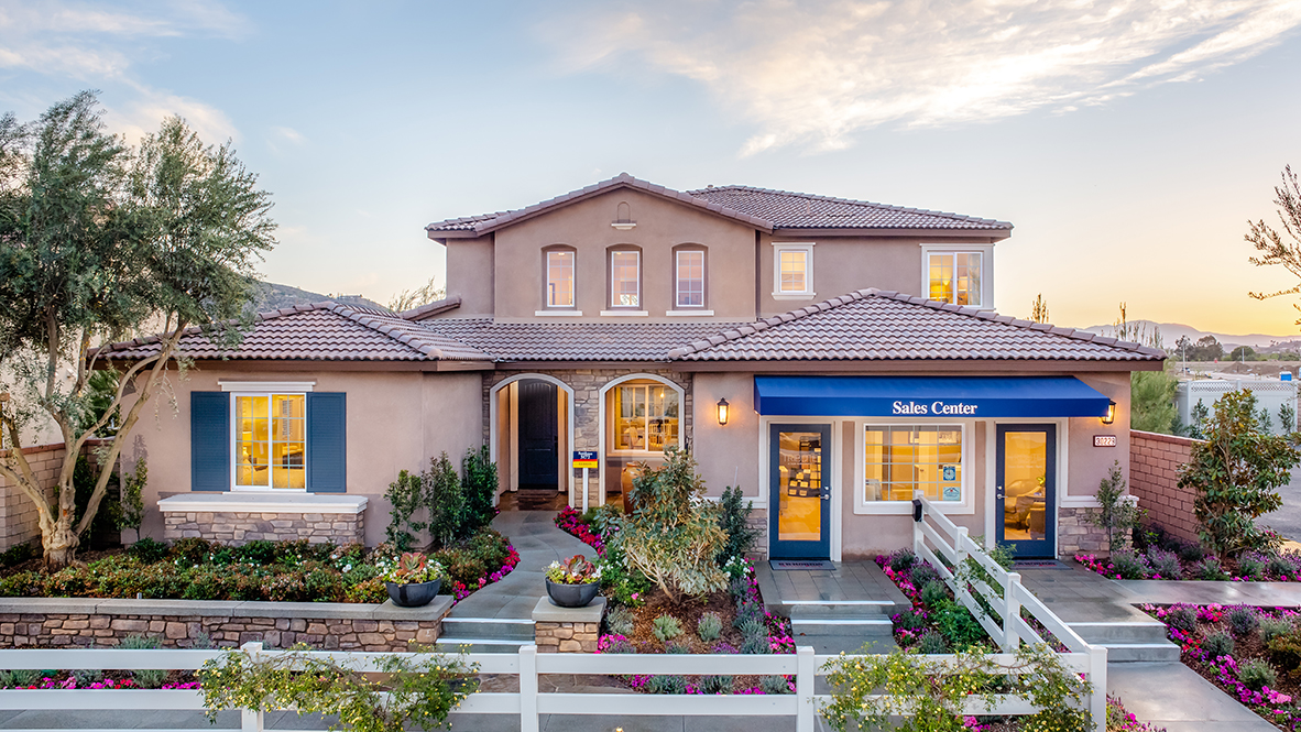 New Homes in Tribute at Audie Murphy | Menifee, California