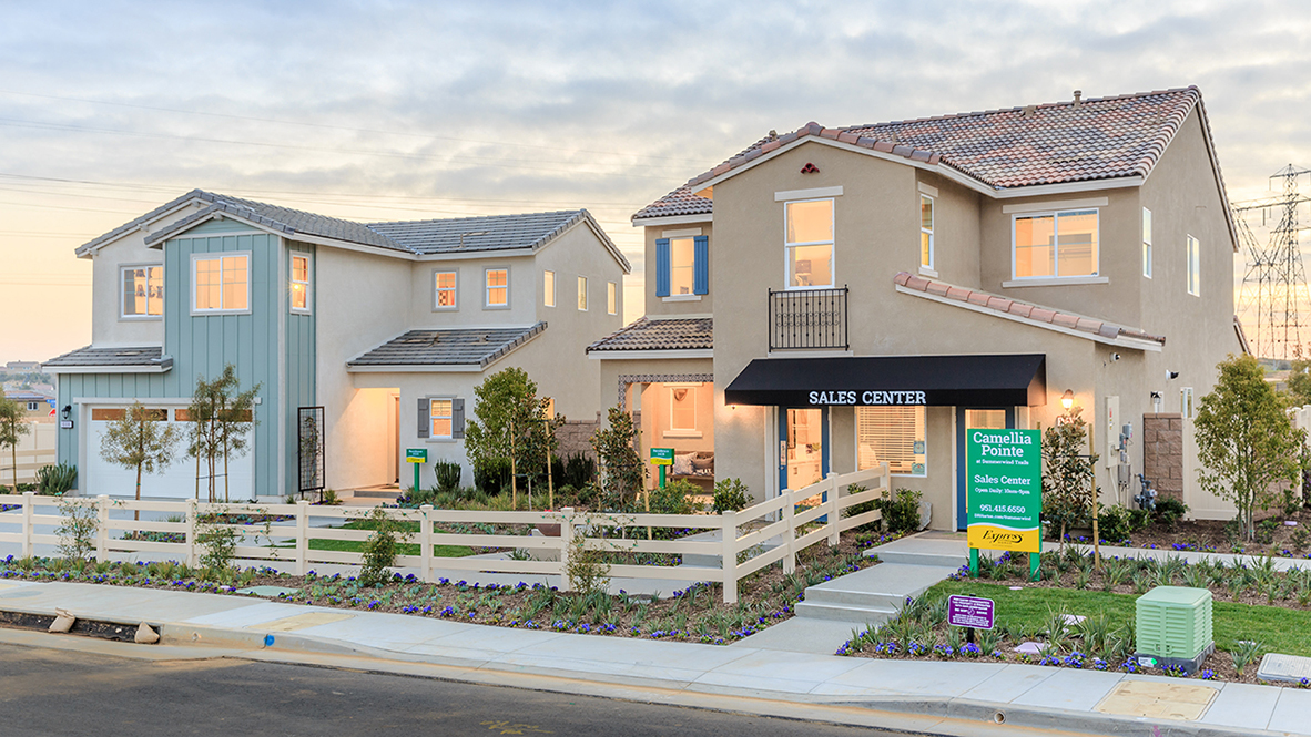 Camellia Pointe at Summerwind Trails