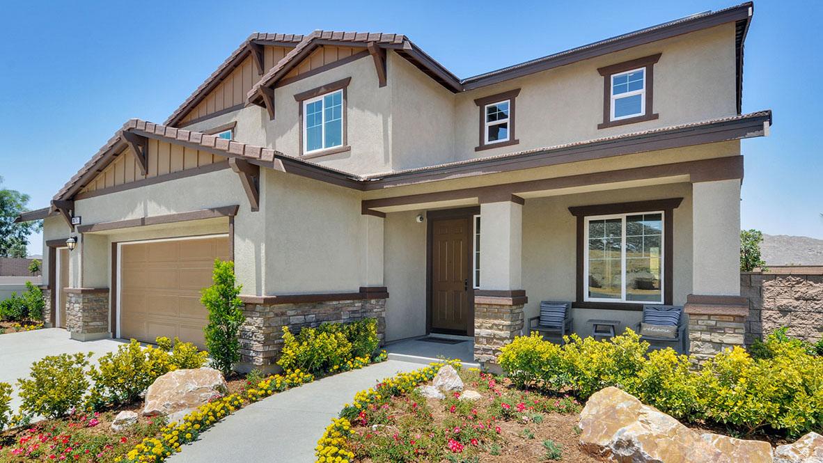 New Homes In Winchester Ridge Winchester Ca D R Horton