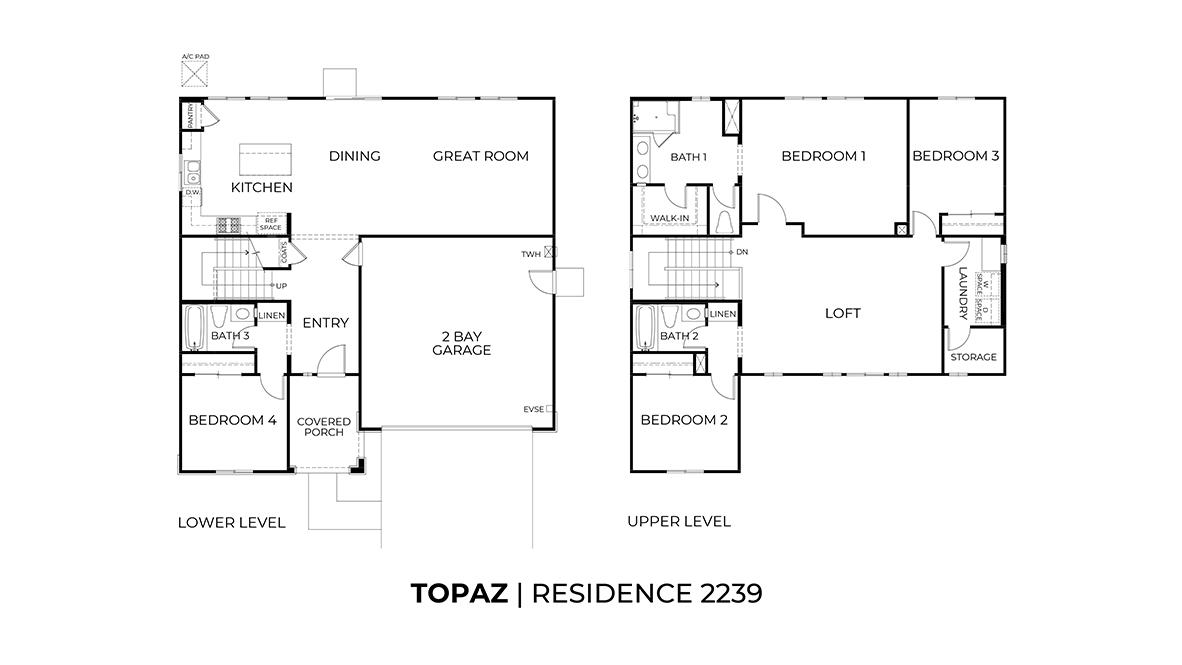 New Homes In Topaz Hesperia Ca D R Horton