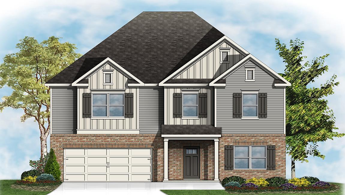New Homes In Timberline Calera Al D R Horton