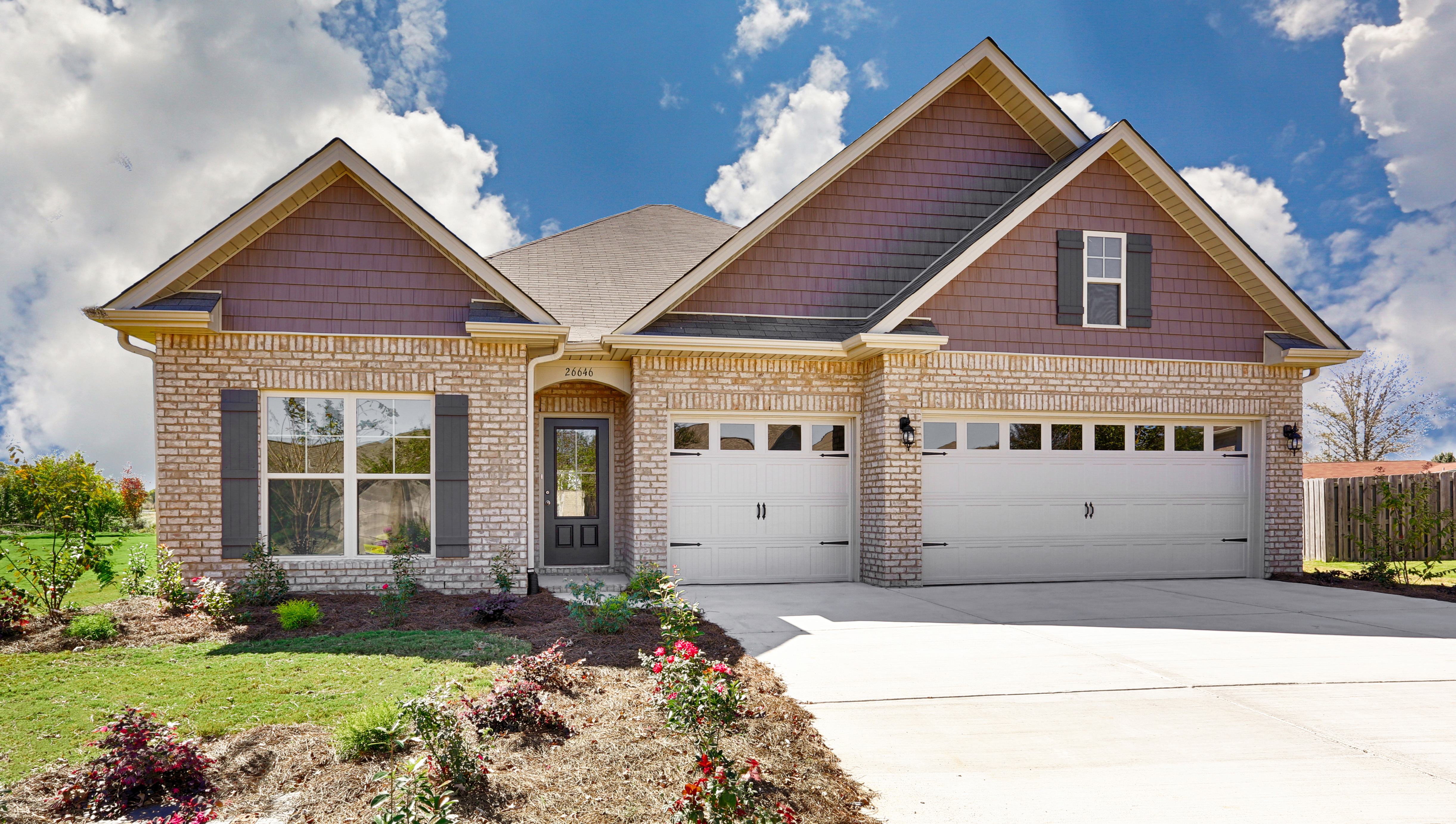 The Kathryn at Mill Creek | New Homes by D.R. Horton Huntsville in Athens