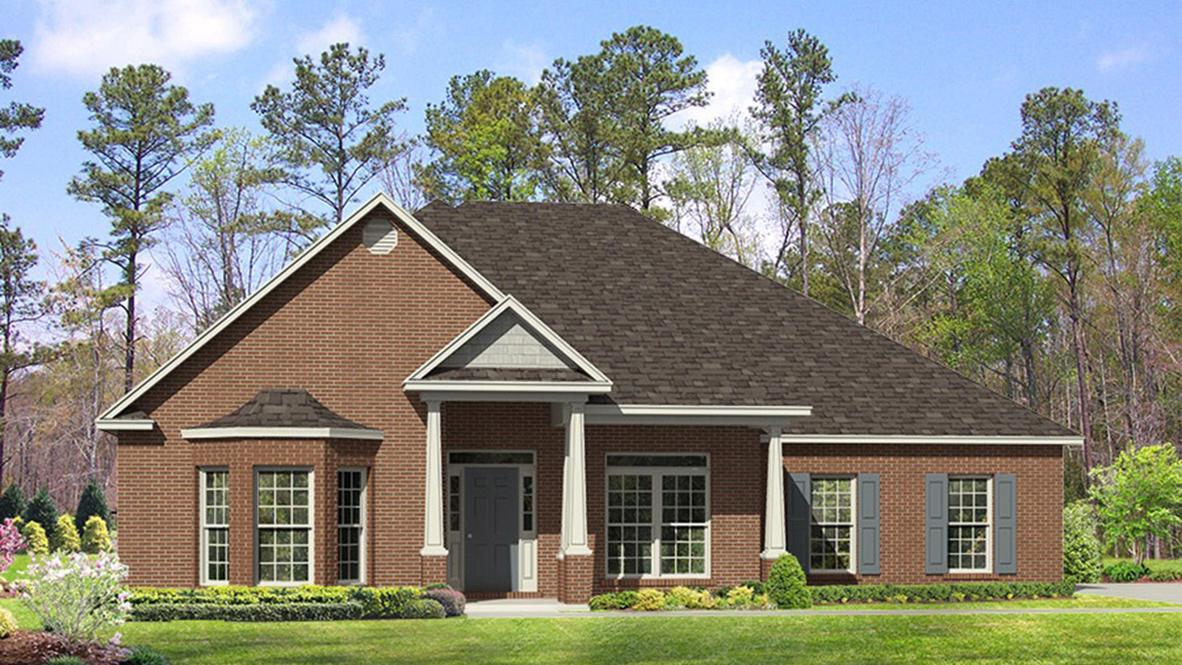 New Homes In Robinson Estates Pace Fl D R Horton
