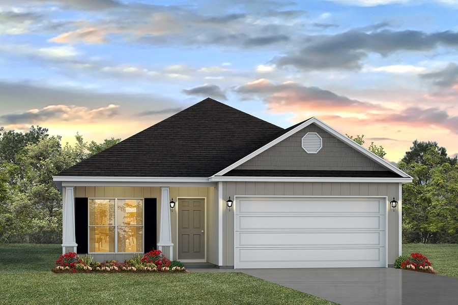 New Homes In Arbor Place Pace Fl D R Horton