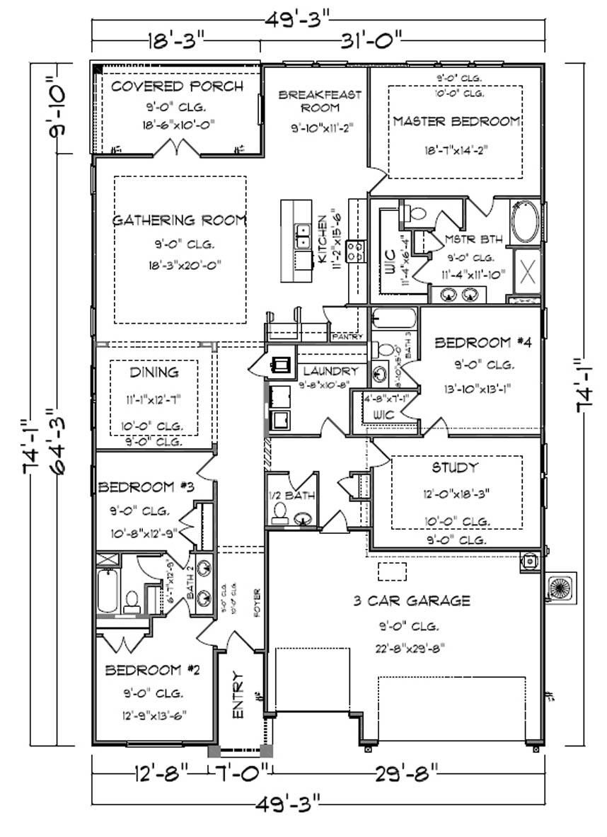 New Homes In The Preserve Milton Fl D R Horton