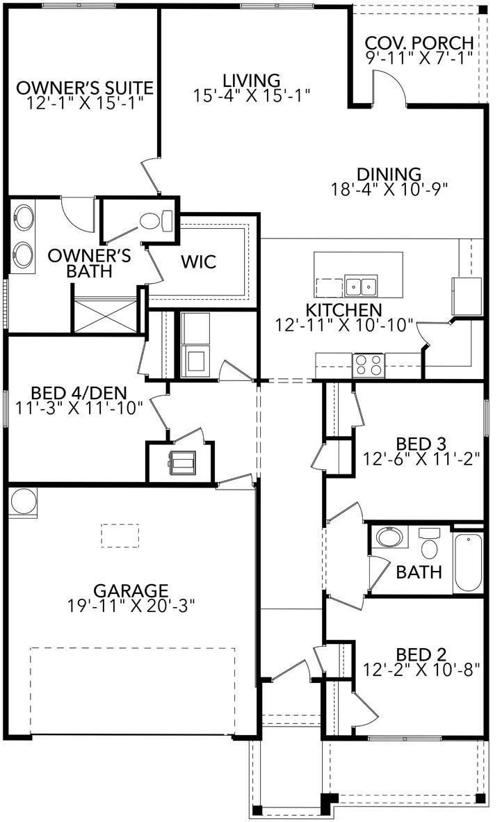 New Homes In Timberland Ridge Crestview Fl Express
