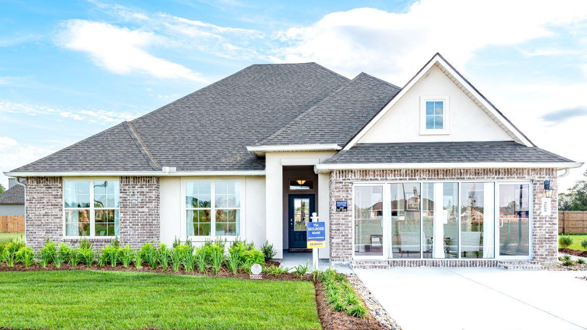 New Homes In Gonzales Louisiana D R Horton