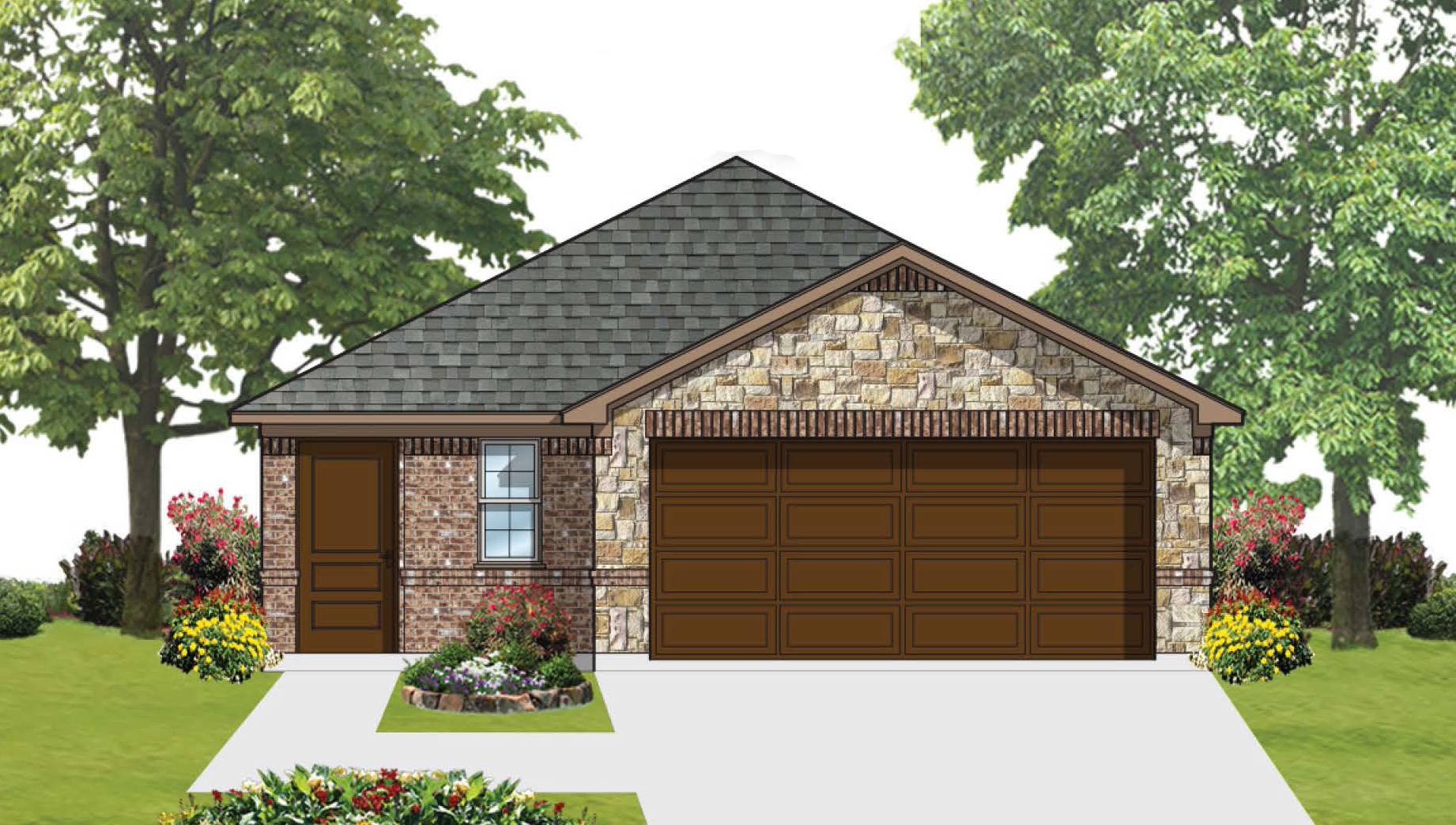 New Homes In Clements Ranch Forney Tx D R Horton