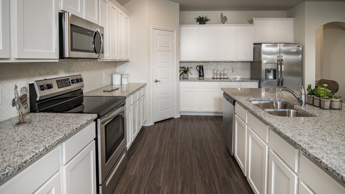 Garden Valley Model Kitchen