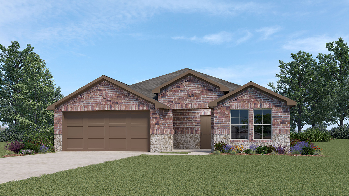 New Homes In Winchester Crossing Princeton Tx D R Horton