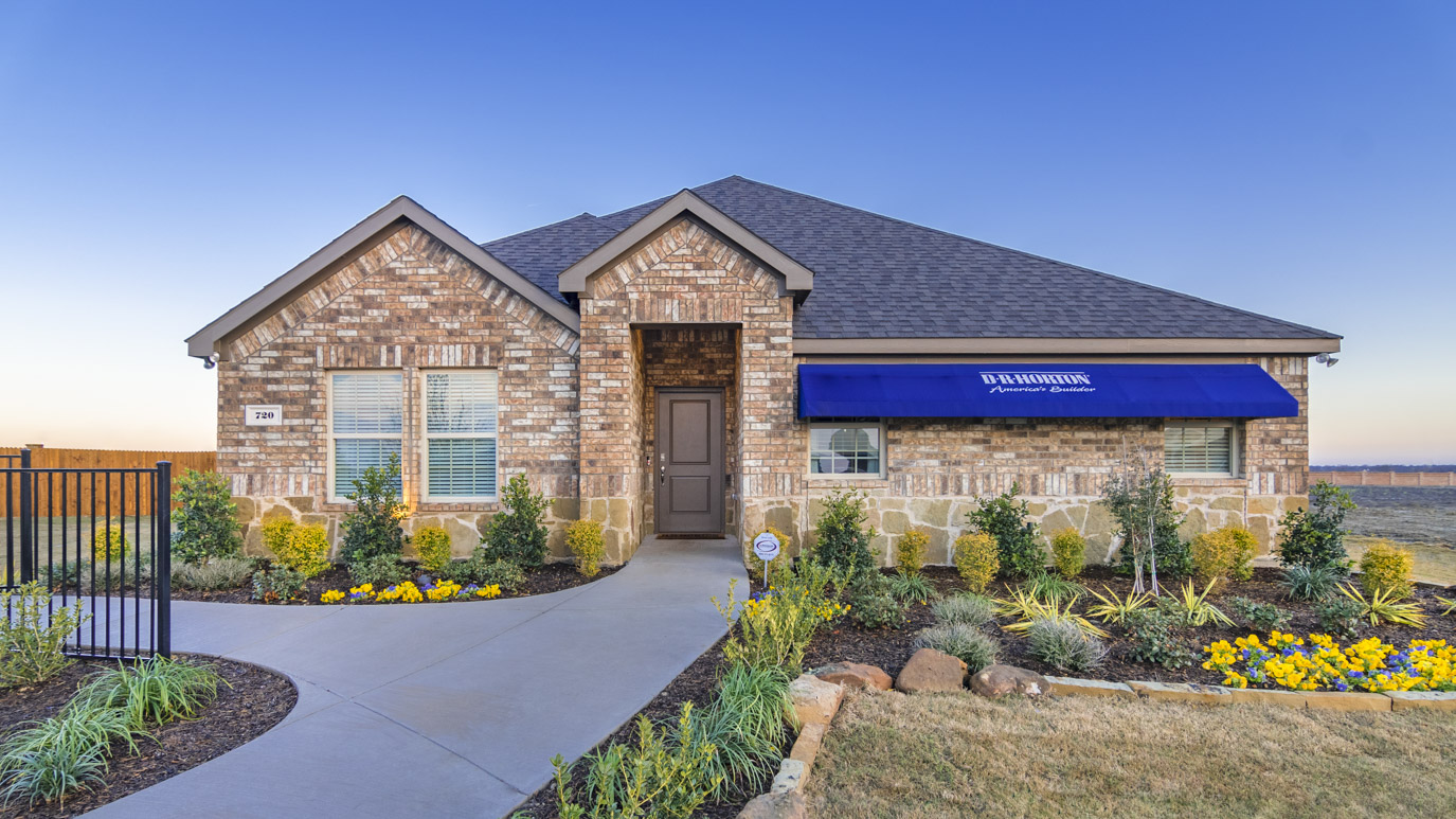 New Homes In Winchester Crossing Princeton Texas D R Horton