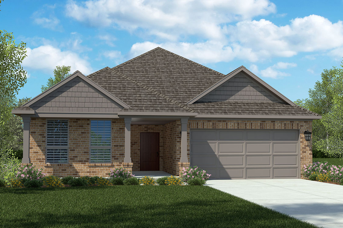 New Homes In Pecan Square Northlake Tx D R Horton