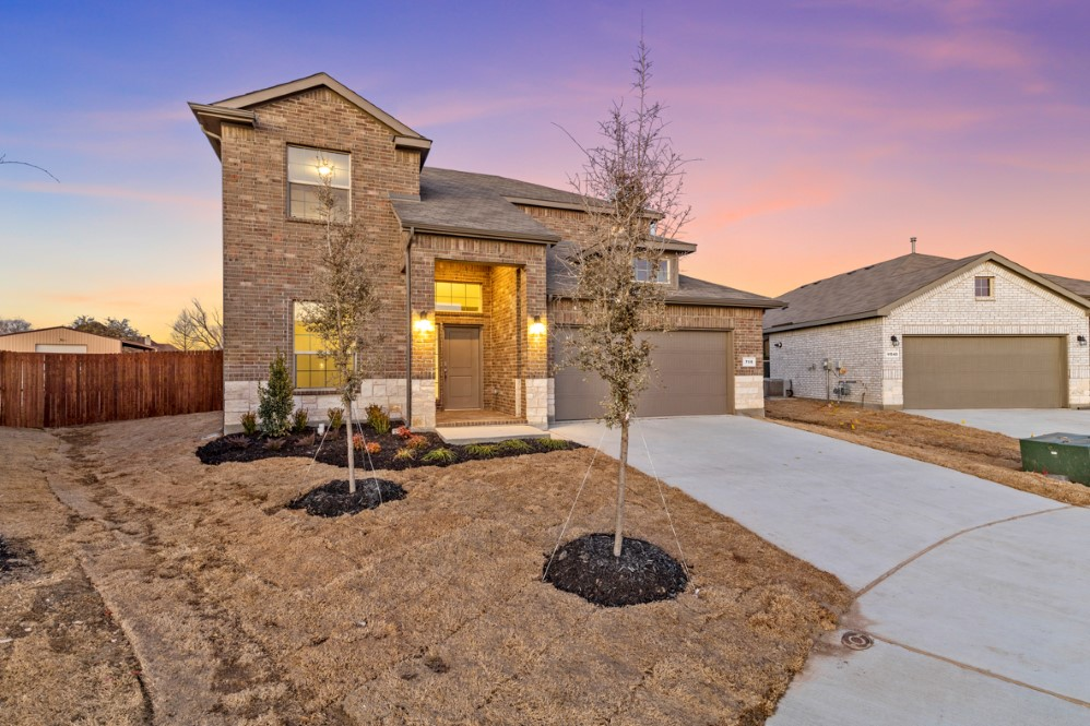 New Homes In Northstar Fort Worth Tx D R Horton