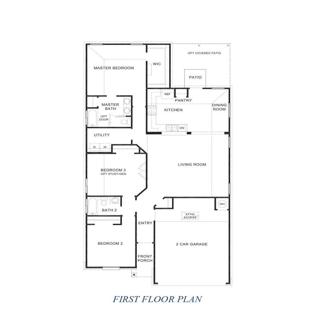 New Homes in Avery Park | NEW BRAUNFELS, TX | D.R. Horton