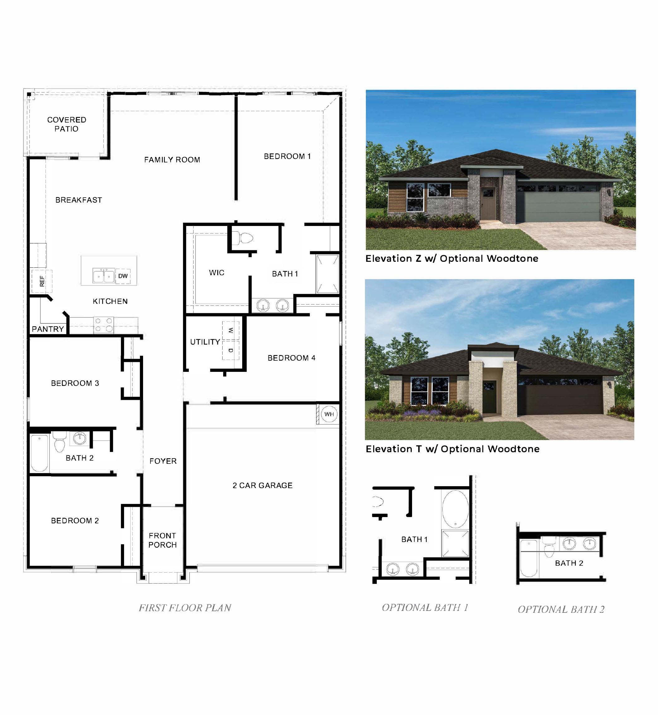 New Homes In Lago Mar Texas City Tx D R Horton