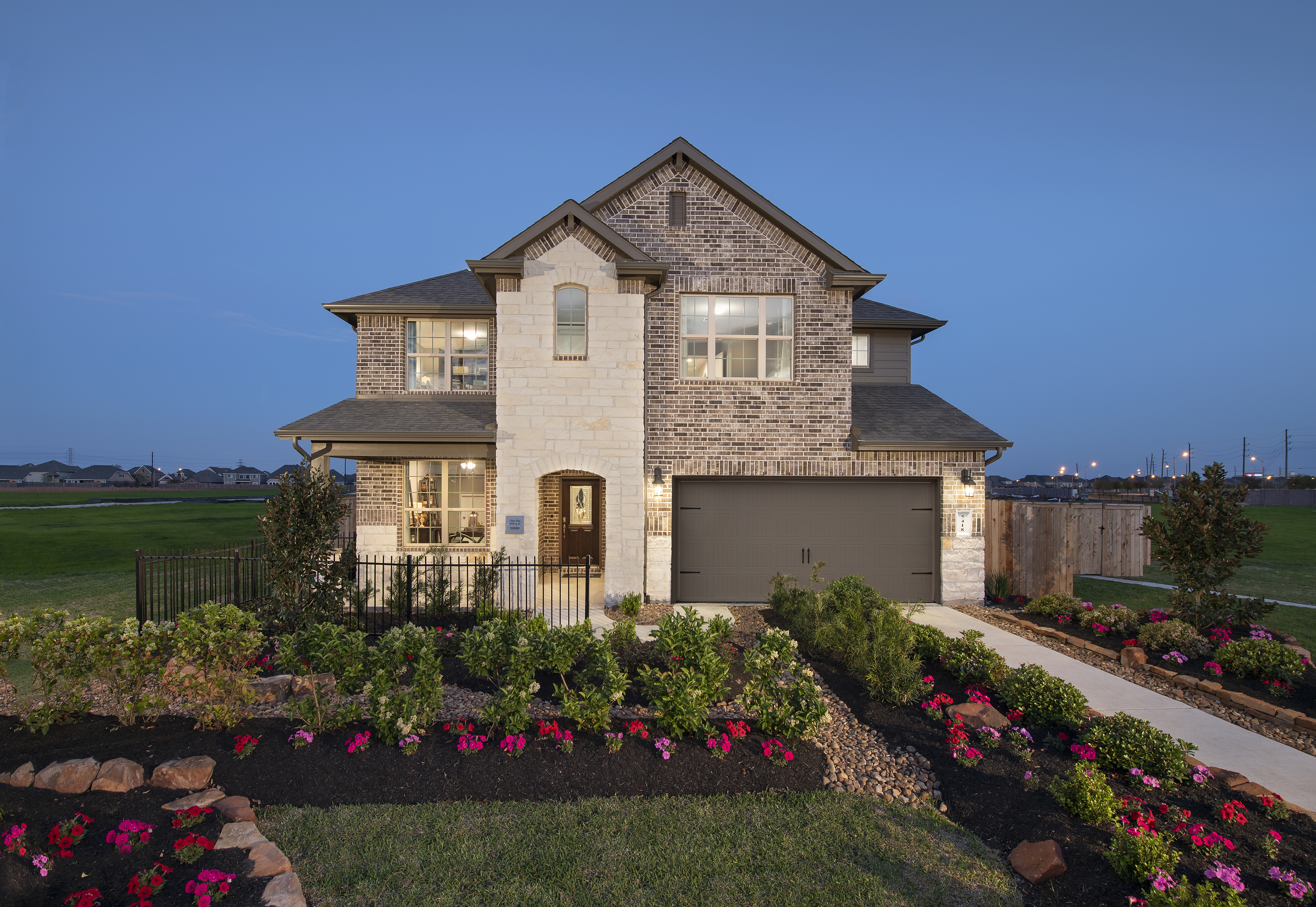 New Homes In Long Meadow Farms Richmond Texas D R Horton