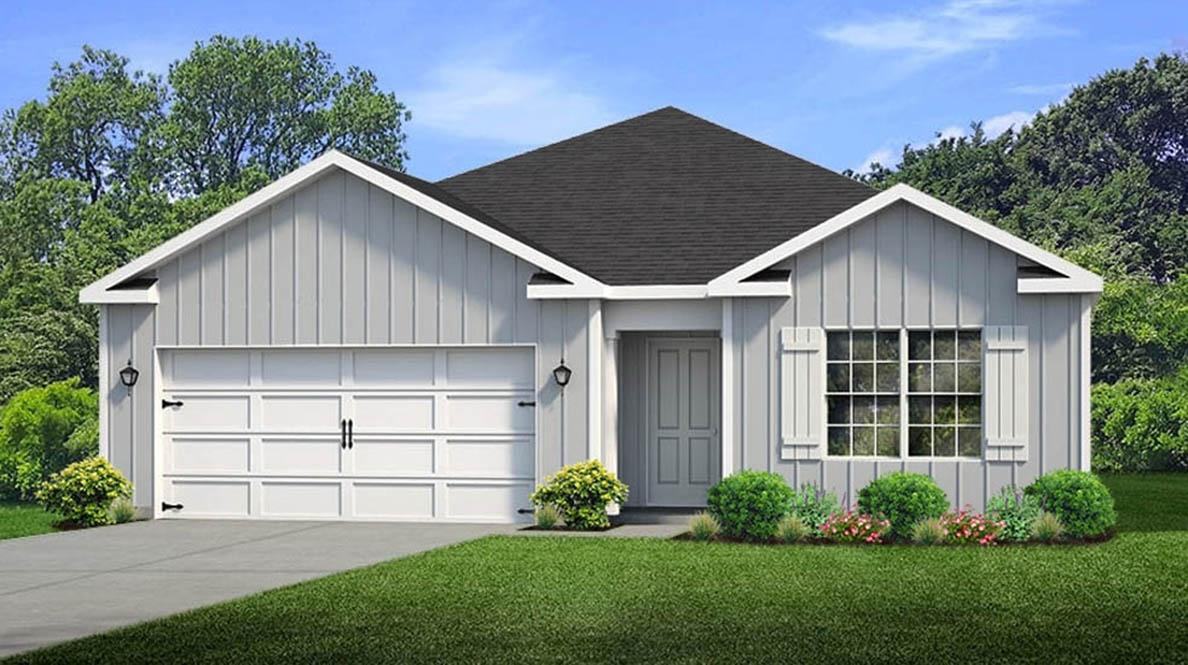 New Homes In Ocean Estates Santa Rosa Beach Fl D R Horton