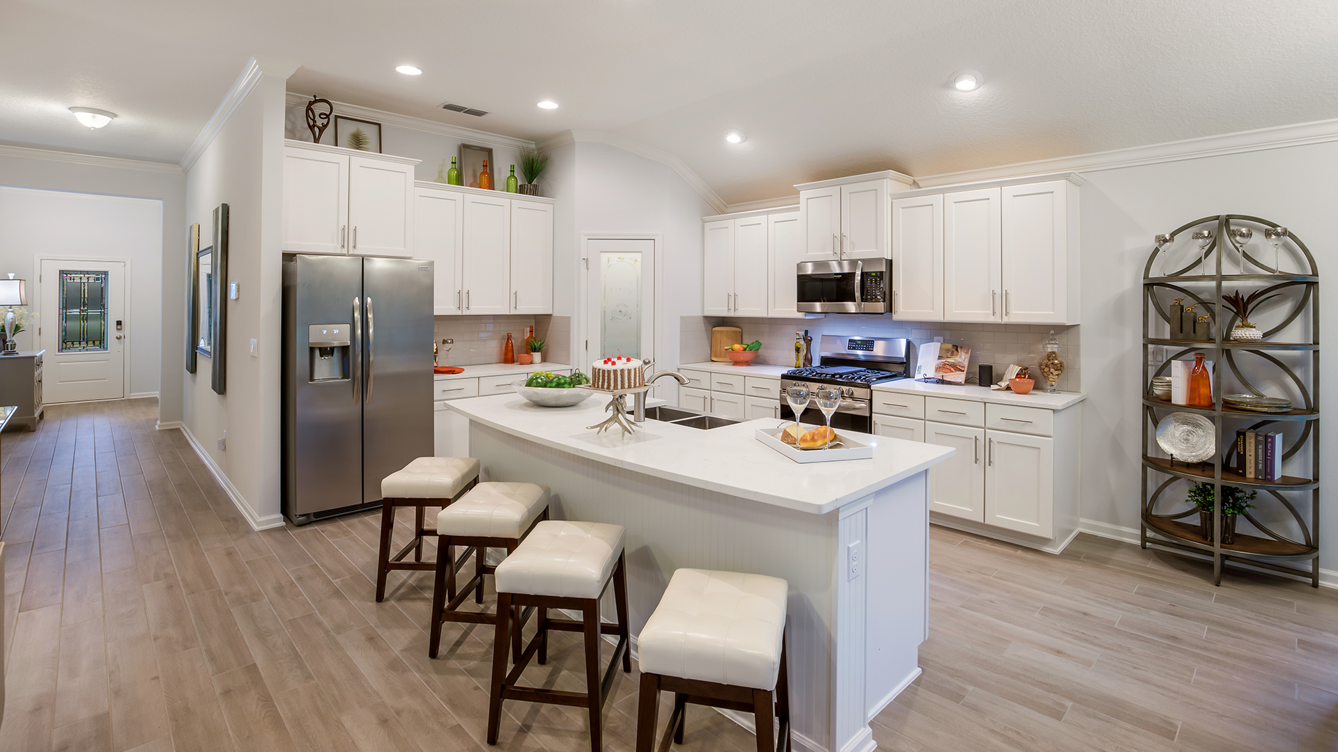 New Homes In Seaton Manor At Aberdeen St Johns Florida D R