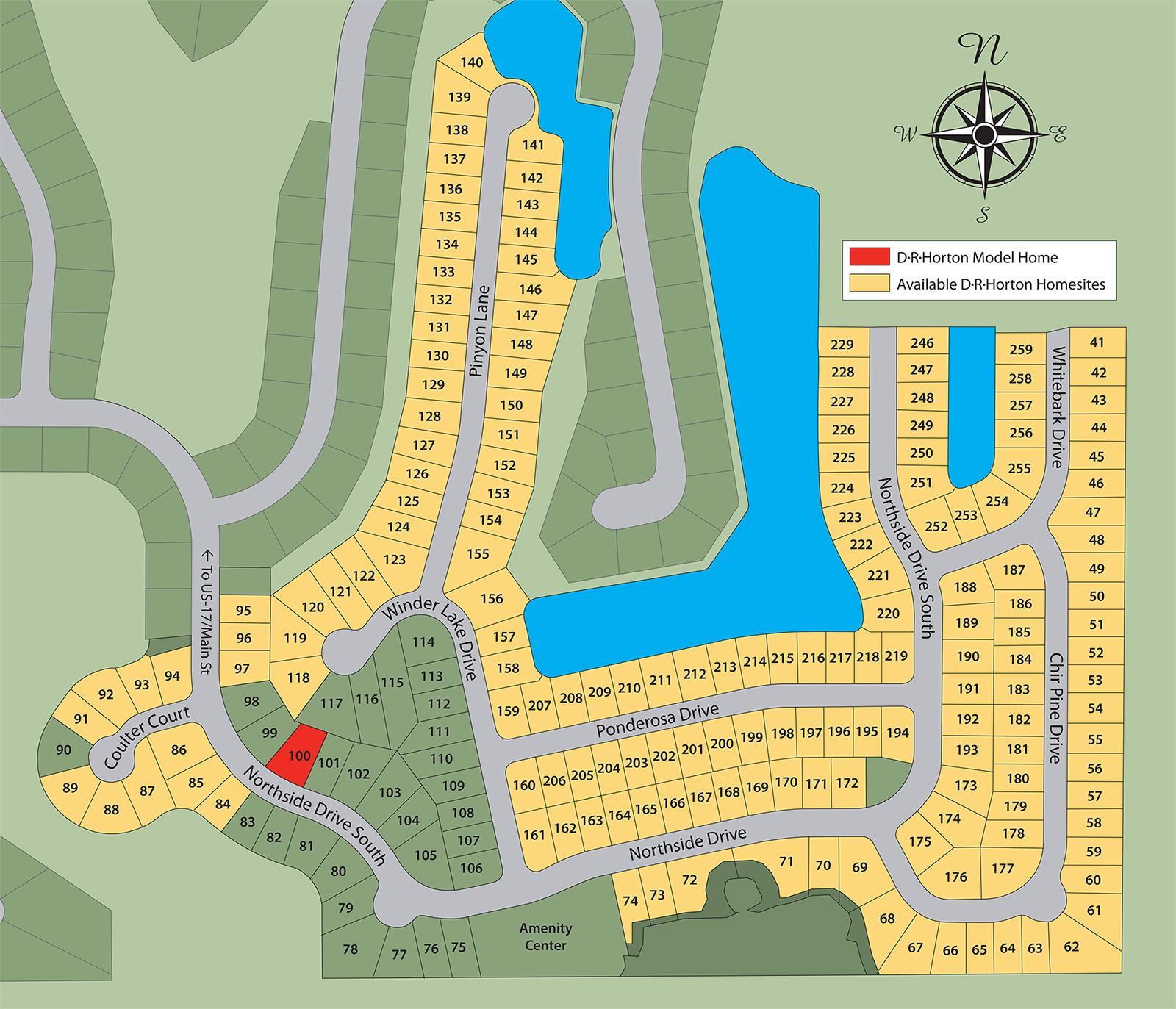 New Homes In Pine Lakes Golf Club Jacksonville Fl D R Horton