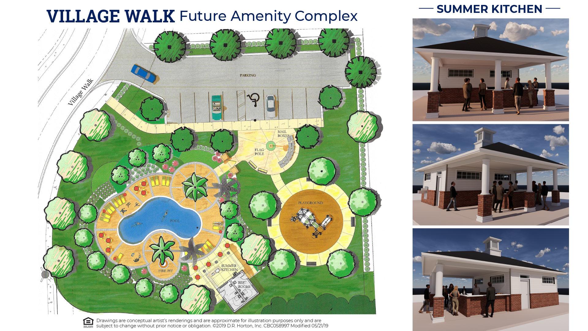 New Homes In Village Walk Fernandina Florida Freedom