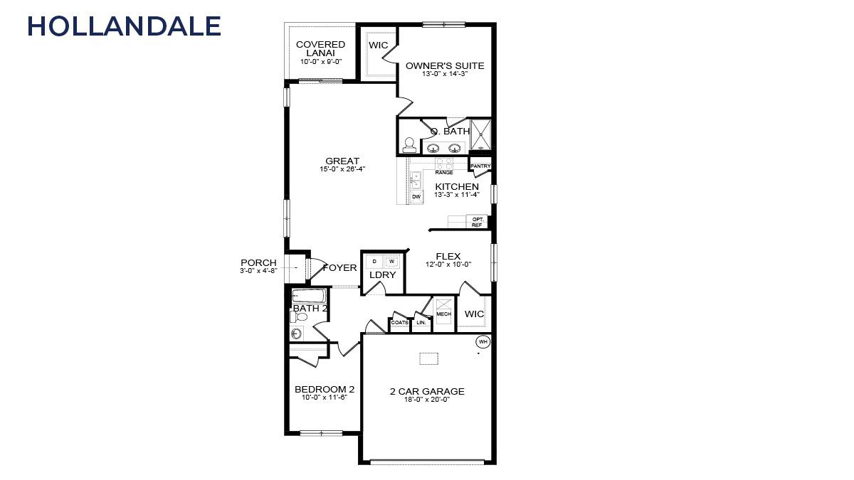 New Homes In Victoria Oaks Deland Fl D R Horton