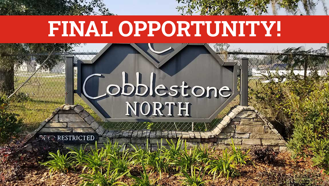 Cobblestone North