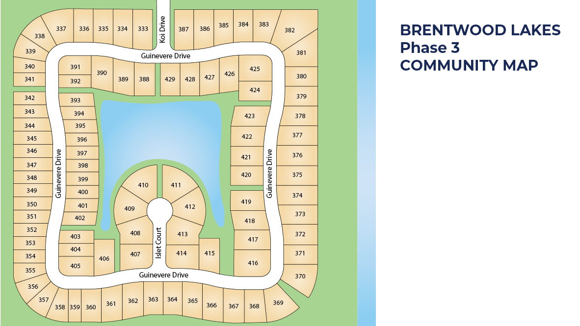 New Homes In Express Brentwood Lakes Palm Bay Fl Express