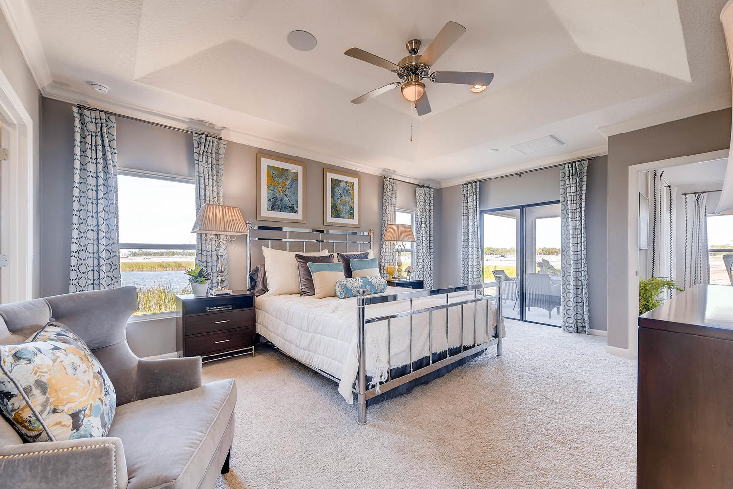 New Homes In The Landings At Sawgrass Lakes West