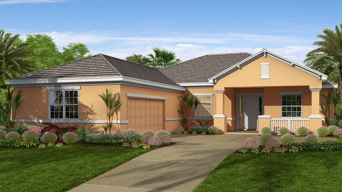 New Homes In The Antilles Vero Beach Fl D R Horton