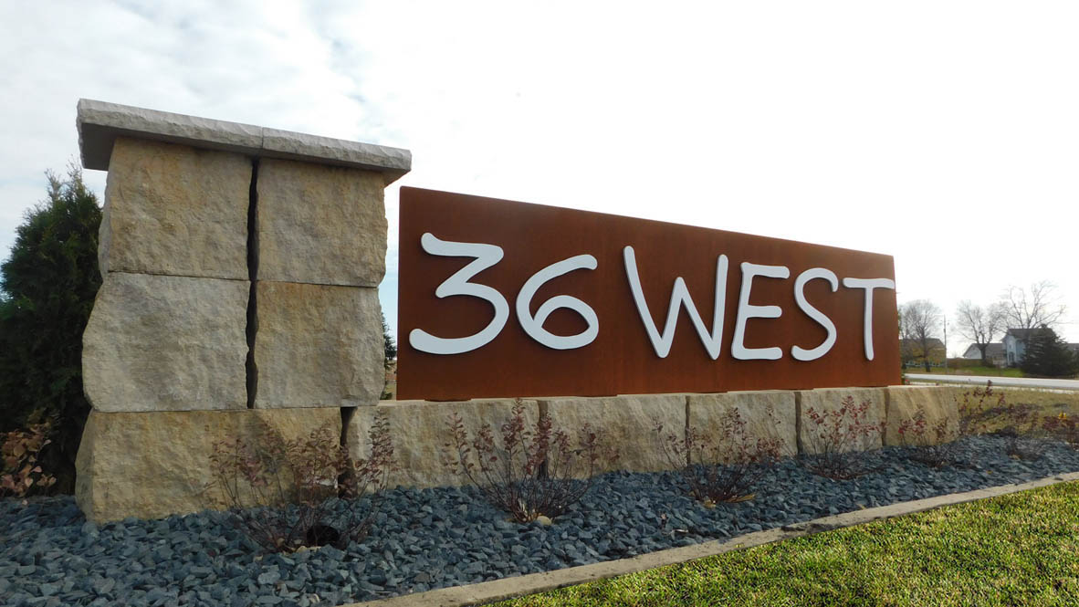 36 West: Bi-Attached Twinhomes