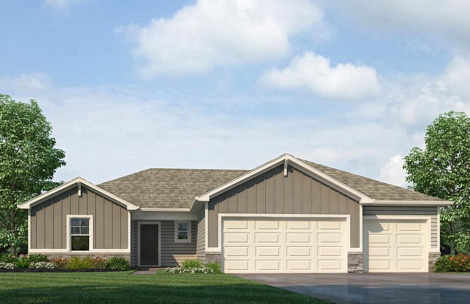 New Homes In Wisteria Heights Bondurant Ia D R Horton