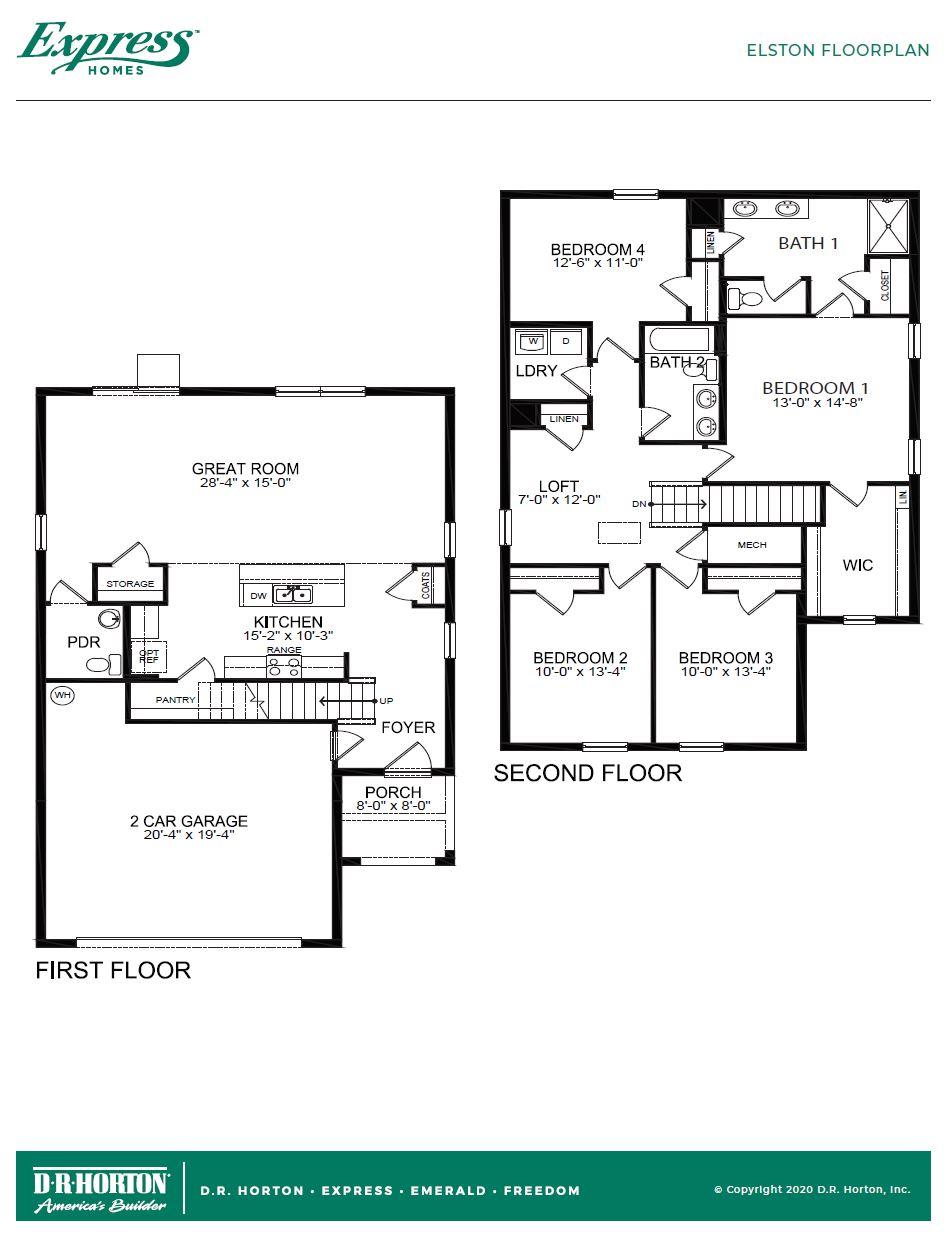 New Homes In Riverbend Sanford Fl D R Horton
