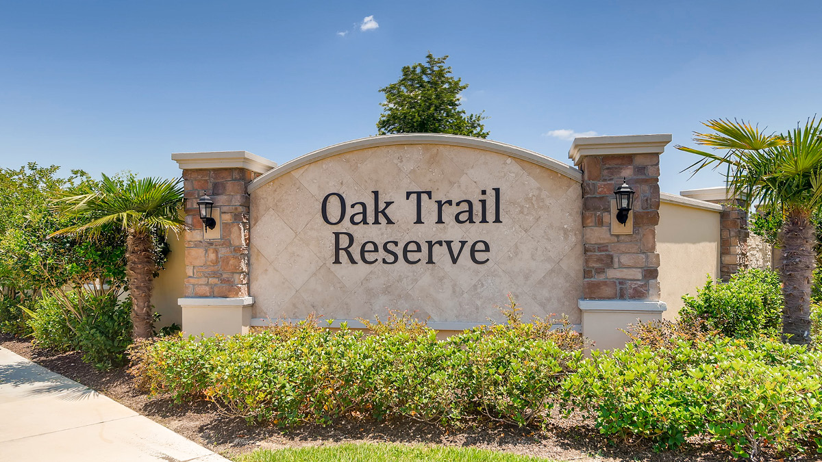 Oak Trail Reserve