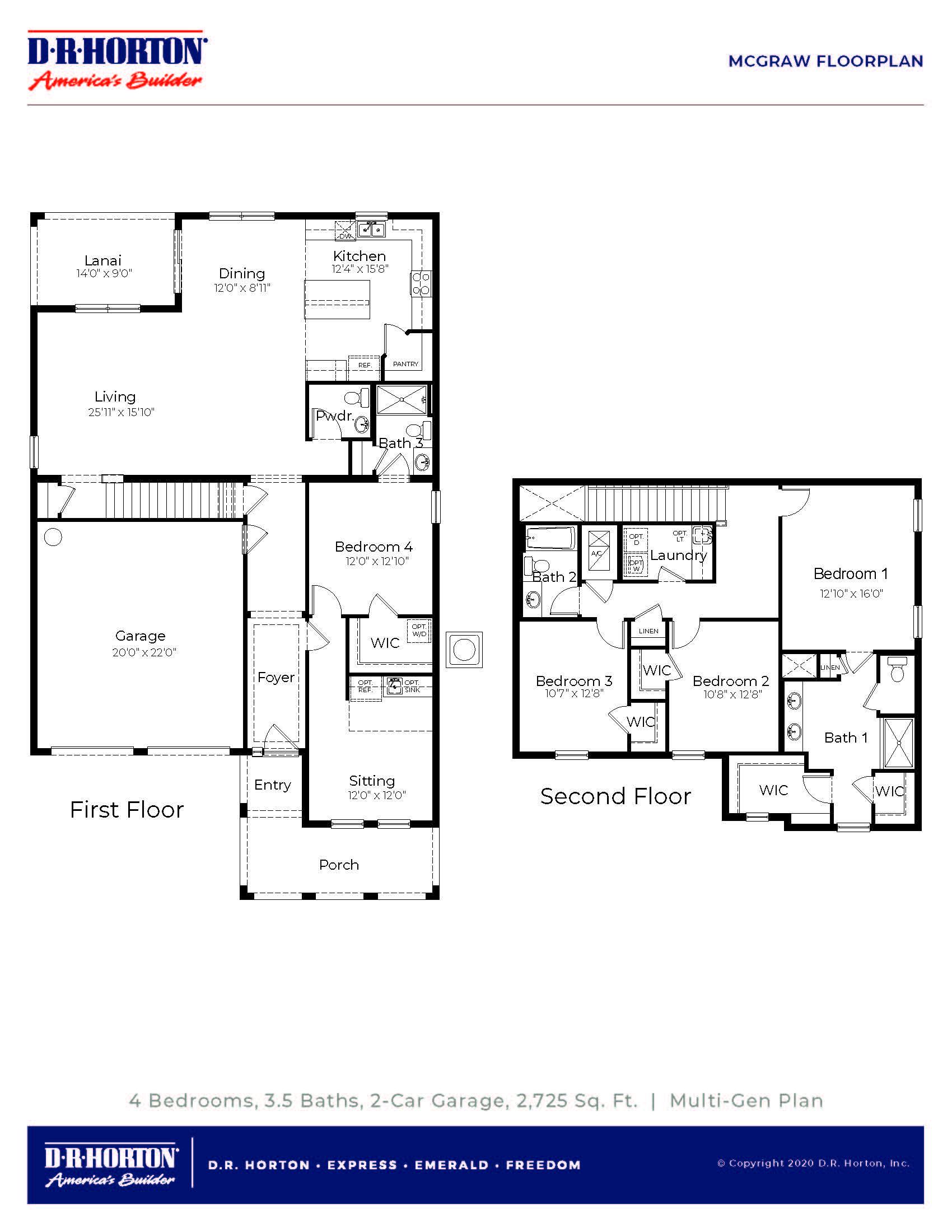 New Homes In Arborwood Groveland Fl D R Horton