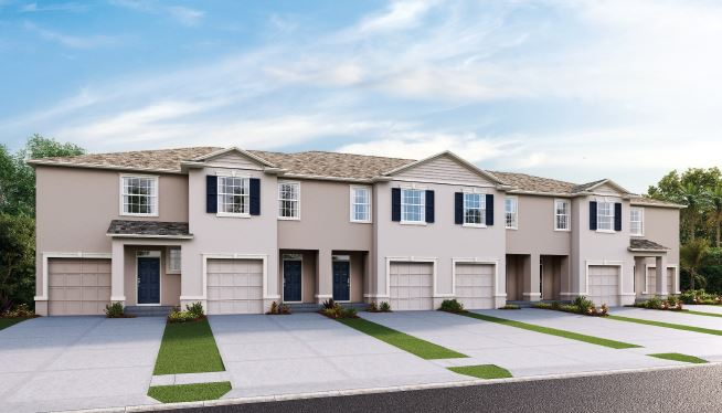 Camden Bay Townhomes