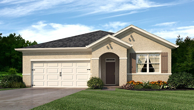 New Homes In Lakeside Landings Winter Haven Florida