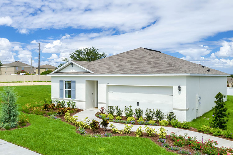 New Homes In Cassidy Lucerne Park Winter Haven Fl Express